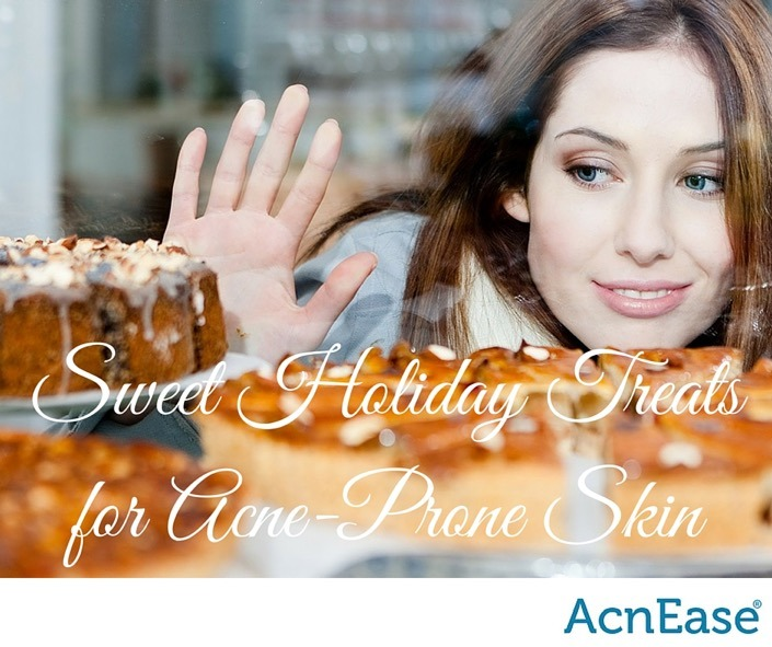 Sweet Holiday Treats for Acne-Prone Skin