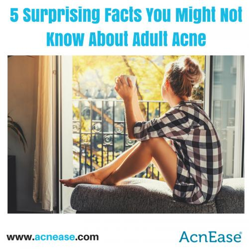 5 Surprising Facts You Might Not Know About Adult Acne