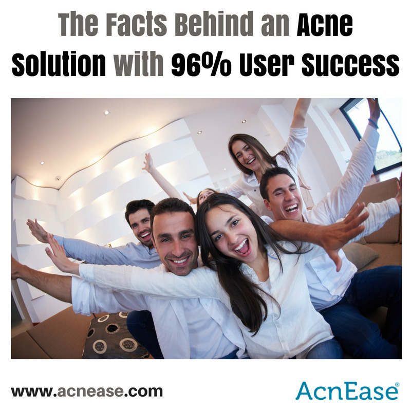 AcnEase: The Facts Behind an Acne Solution with 96% User Success