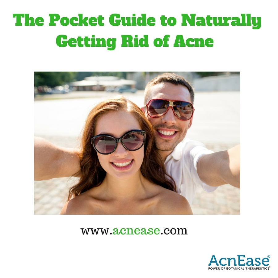 The Pocket Guide To Naturally Getting Rid Of Acne
