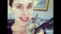 DIY Acne Mask: Primrose Yogurt & Oats For Dry, Sensitive Skin! Natural At Home Tutorial & Recipe!