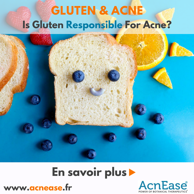 Is Gluten Responsible For Acne