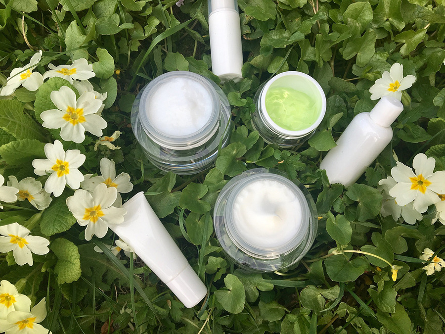 Spring is here. Renewing and maintaining skin health