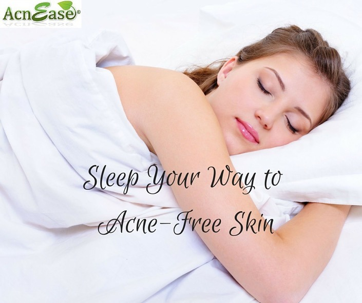 Sleep Your Way to Acne-Free Skin
