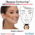 """Reverse Contouring"": The best method for a natural look"