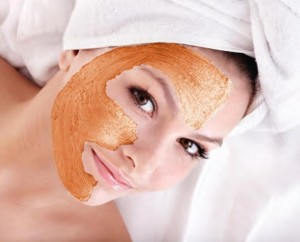 Acne Skin Pumpkin Face