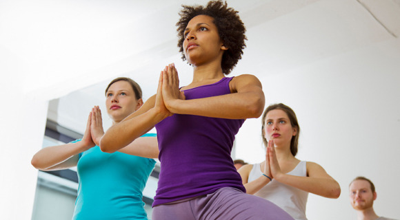 Acne-Friendly Exercise:  How to Get Healthy and  De-Stress the Right Way