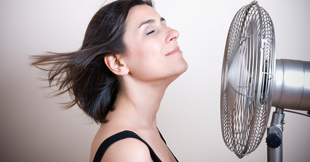 Can the hot weather affect your skin?