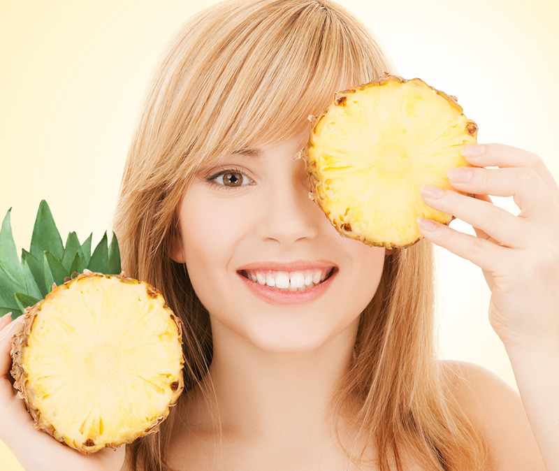 Pineapple: A Miracle Fruit to Help with Acne, Acne Marks and Acne Scars