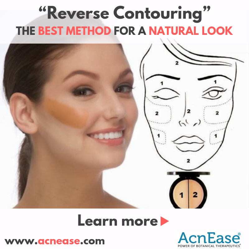 """""""Reverse Contouring"""": The best method for a natural look"""