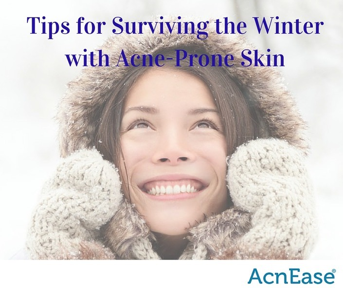 Tips for Surviving the Winter with Acne-Prone Skin