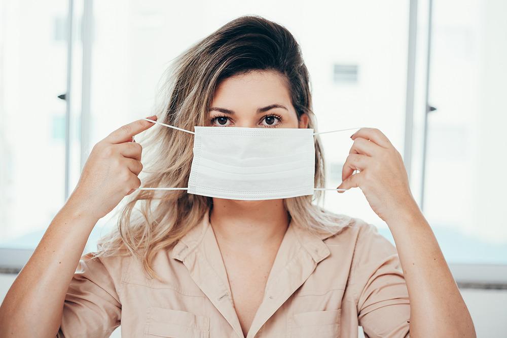 9 Tips to PREVENT Mask Acne (maskne)