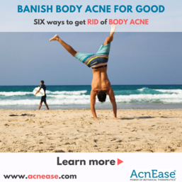 Banish Body Acne for Good