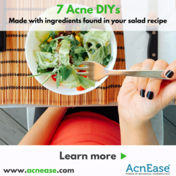 7 Acne DIYs made with ingredients found in your salad recipe