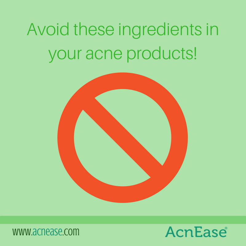 "3 Acne ""Fighting"" Ingredients that Can Increase Signs of Aging!"