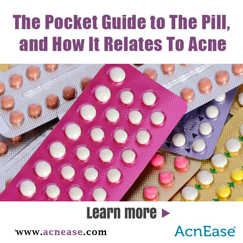 The Pocket Guide to The Pill, and How It Relates To Acne