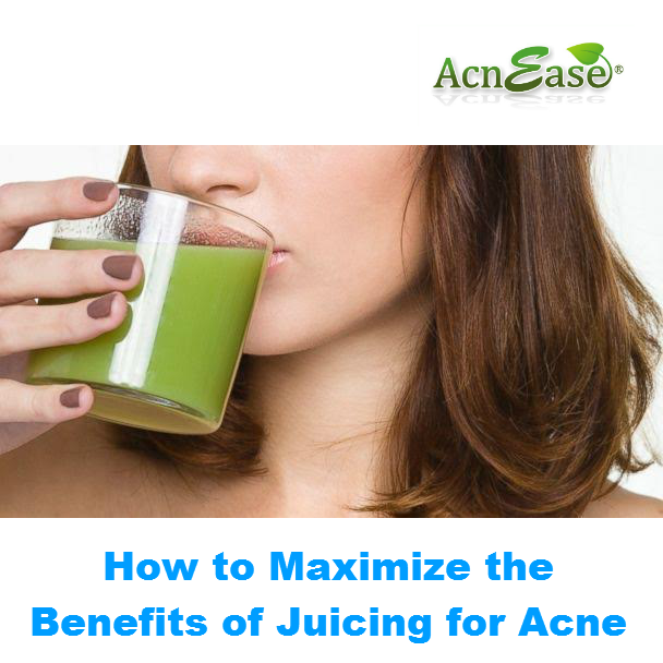 How to Maximize the Benefits of Juicing for Acne