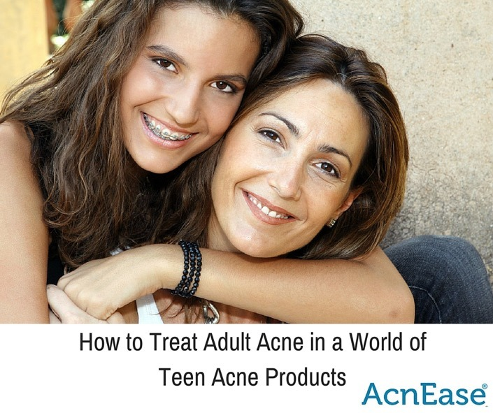 How to Treat Acne in a World Full of Teen Acne Products