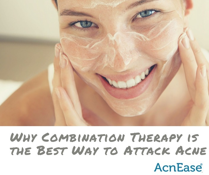 Why Combination Therapy is the Best Way to Attack Acne