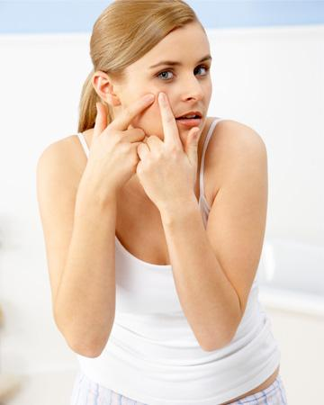 Hot date duds: Zap that zit before the big date