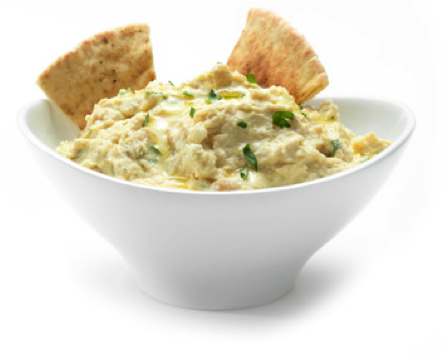Wintry White Bean Dip