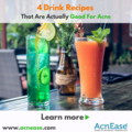 4 Drink Recipes That Are Actually Good For Acne